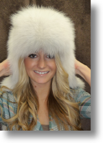 Fur Hat - Artic Mountain Man