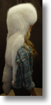Fur Hat -- Artic Mountain Man