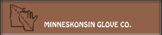 Minneskonsin Gloves
