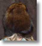 Fur Hat - Fisher Trooper Style Hat
