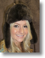 Fur Hat - Sheared Beaver Trooper Style Hat
